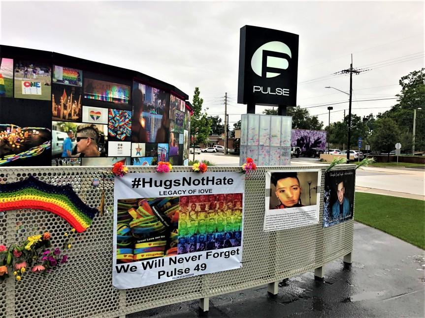 Pulse memorial photos