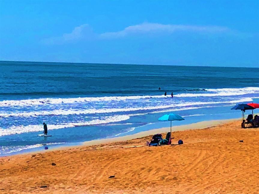Florida beaches: FlaglerBeach