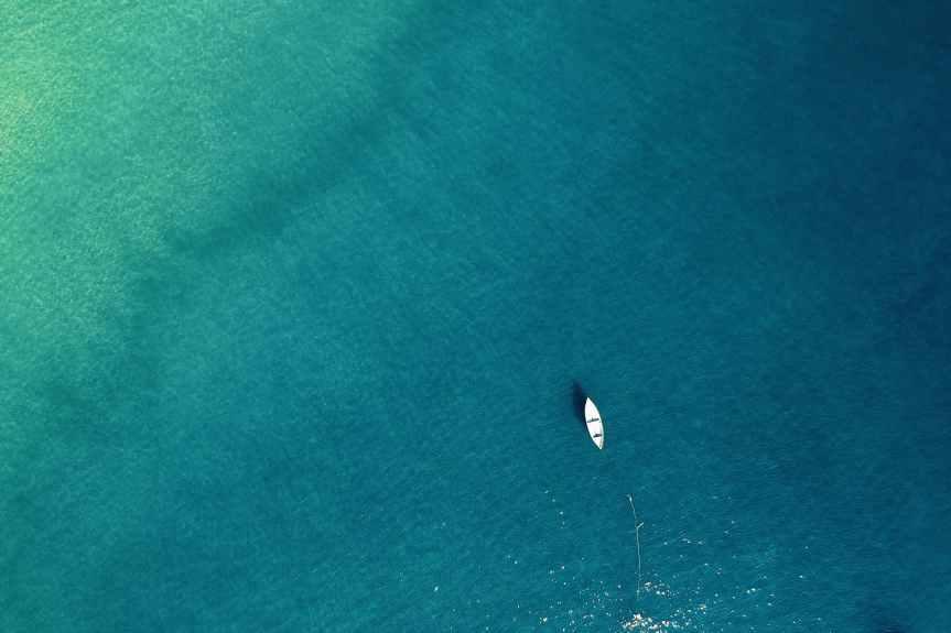 Small boat plus big ocean equals badidea??