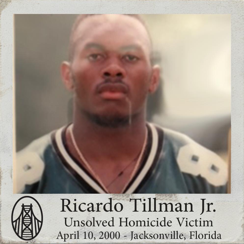 Ricardo Tillman Cold Case