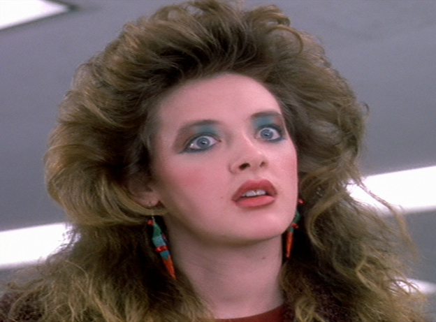 The iconic 80s woman and the decade of bighair