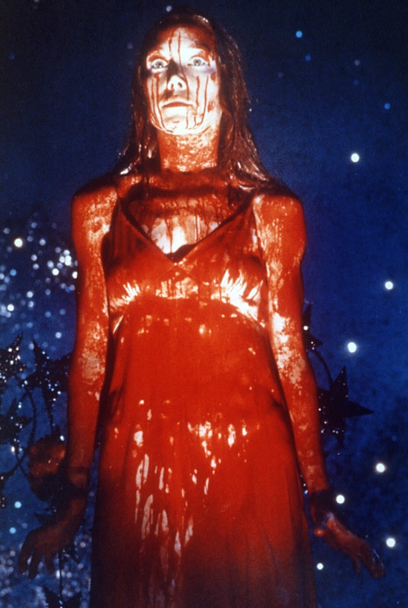 The Establishing Shot: NEW CARRIE VS. OLD CARRIE: WHICH WAS MORE SCARY?