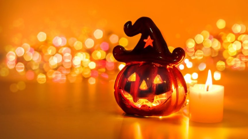 Halloween: More popular than Christmas? Here's why that may betrue
