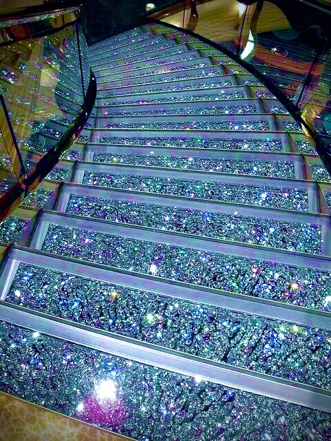 Life ain't been no crystalstair…
