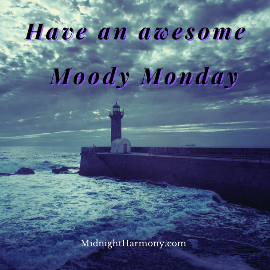 Have a great MoodyMonday