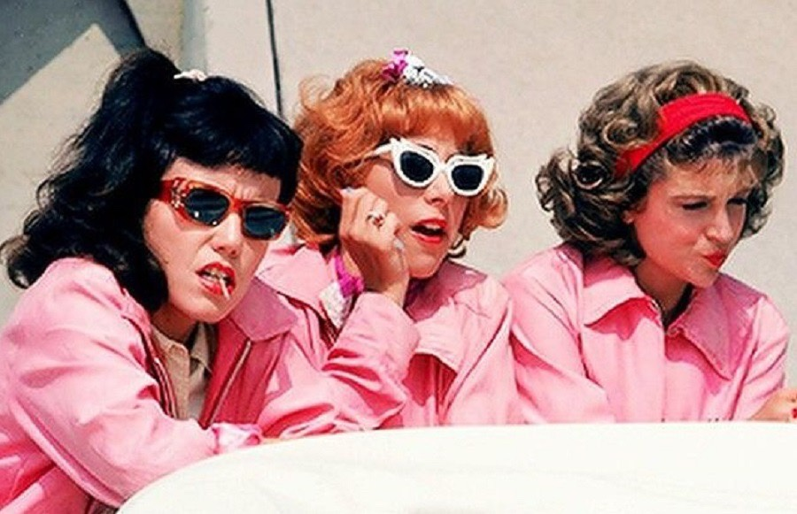 Pink ladies, Grease, Things that are pink