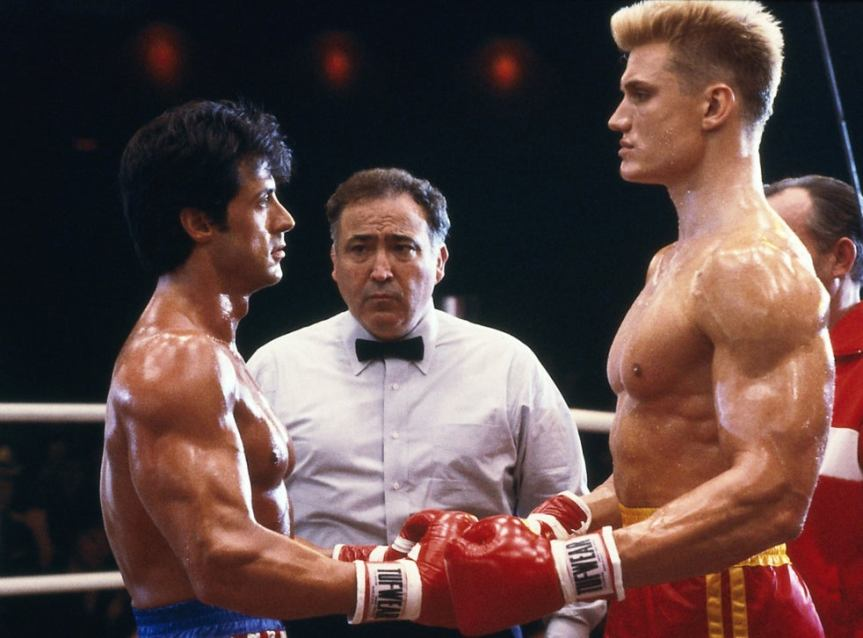 Blissful Sunday: Rocky IV and The FinalCountdown